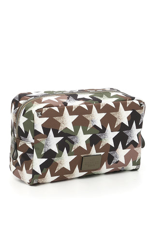Valentino Garavani Star Camouflage Toiletry Bag