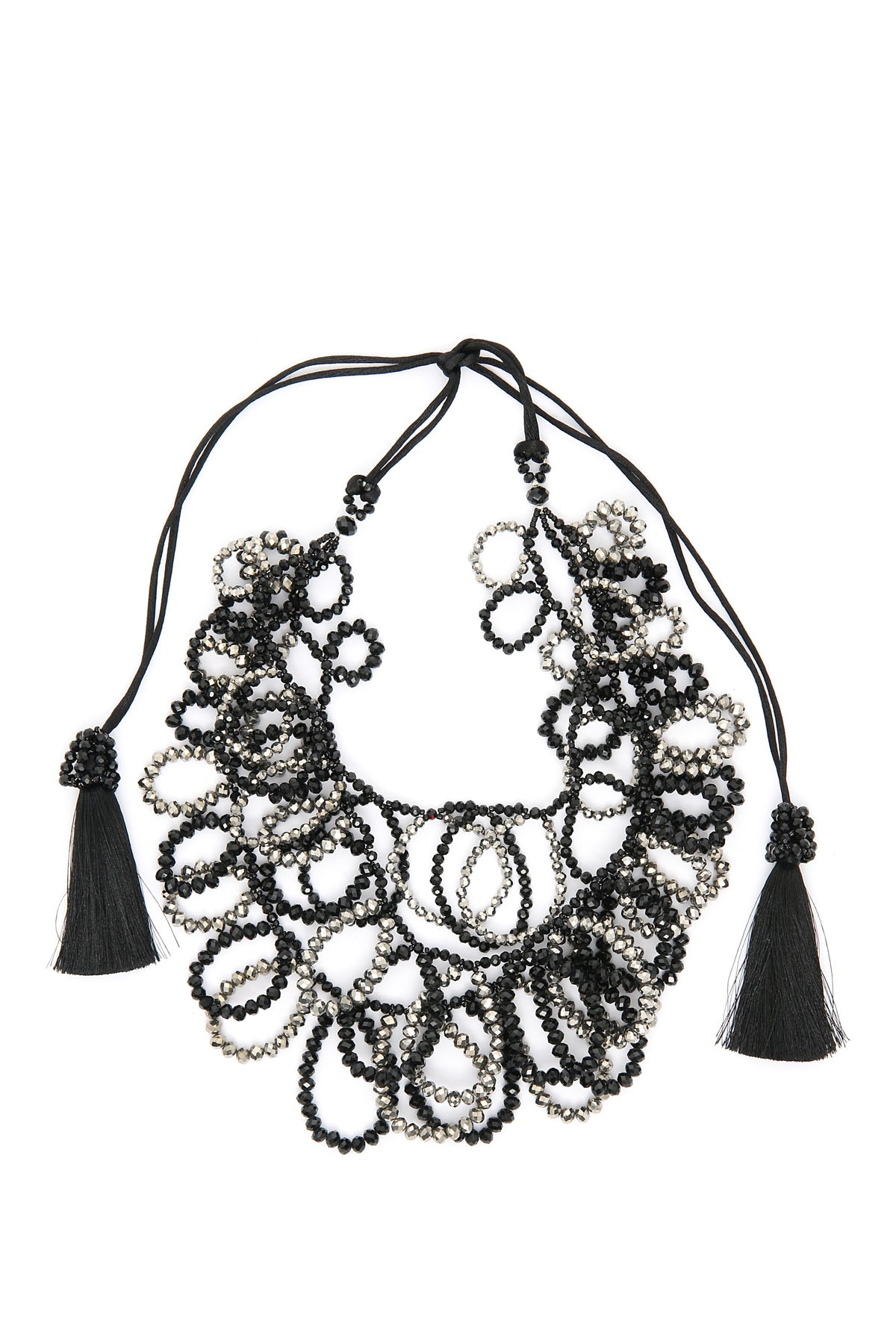 NIGHT MARKET CIRCLE CHAIN NECKLACE