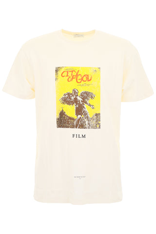 Ih Nom Uh Nit City Of God Print T-Shirt