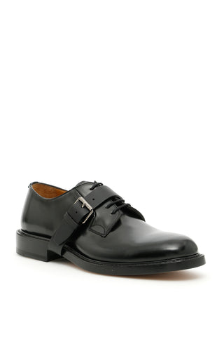 Valentino Lace-Up Derby Shoes
