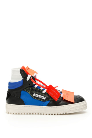 Off-White Hi-Top Off Court 3.0 Sneakers