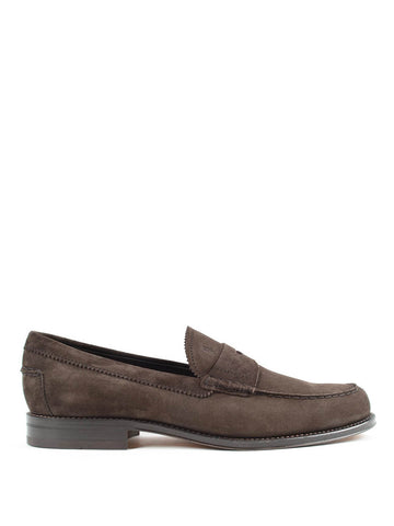Tod's Suede Classic Loafers
