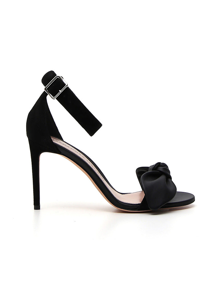 ALEXANDER MCQUEEN RIBBON SANDALS