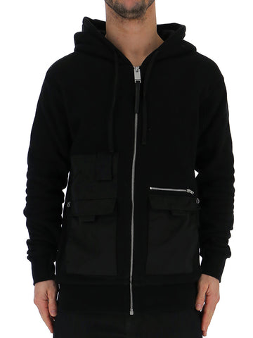 Alyx Patch Pocket Zip Hoodie