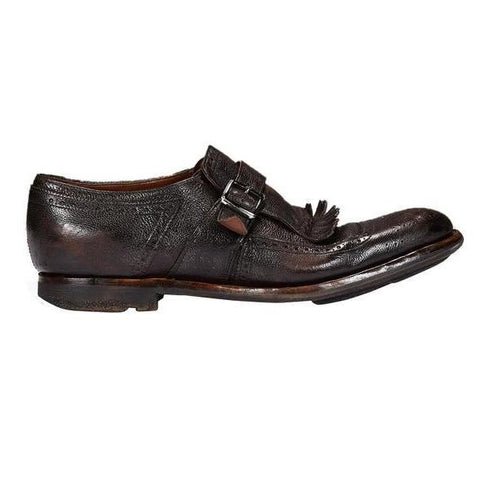 Church's Fringed Strap Loafers