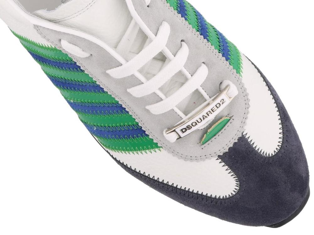 New Runner Hiking Sneakers - IT41 / Multi Dsquared2 0M0fKw