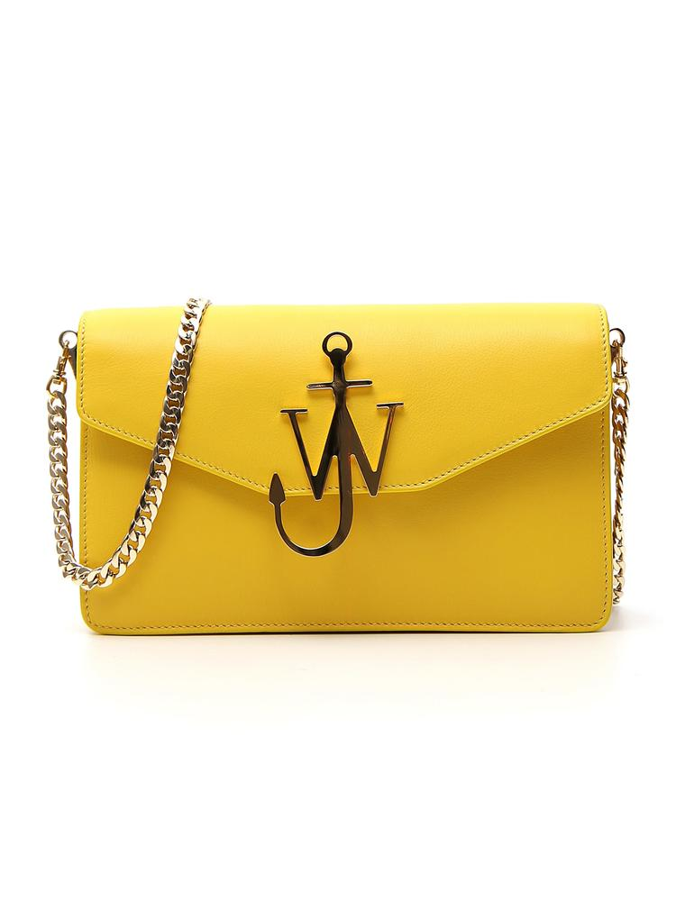 Logo Purse - Only One Size / Yellow J.W.Anderson Eastbay Cheap Price Ost Release Dates Fa0CtNn