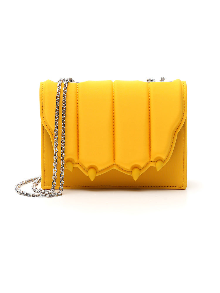 MARCO DE VINCENZO PETITE GRIFFE SHOULDER BAG