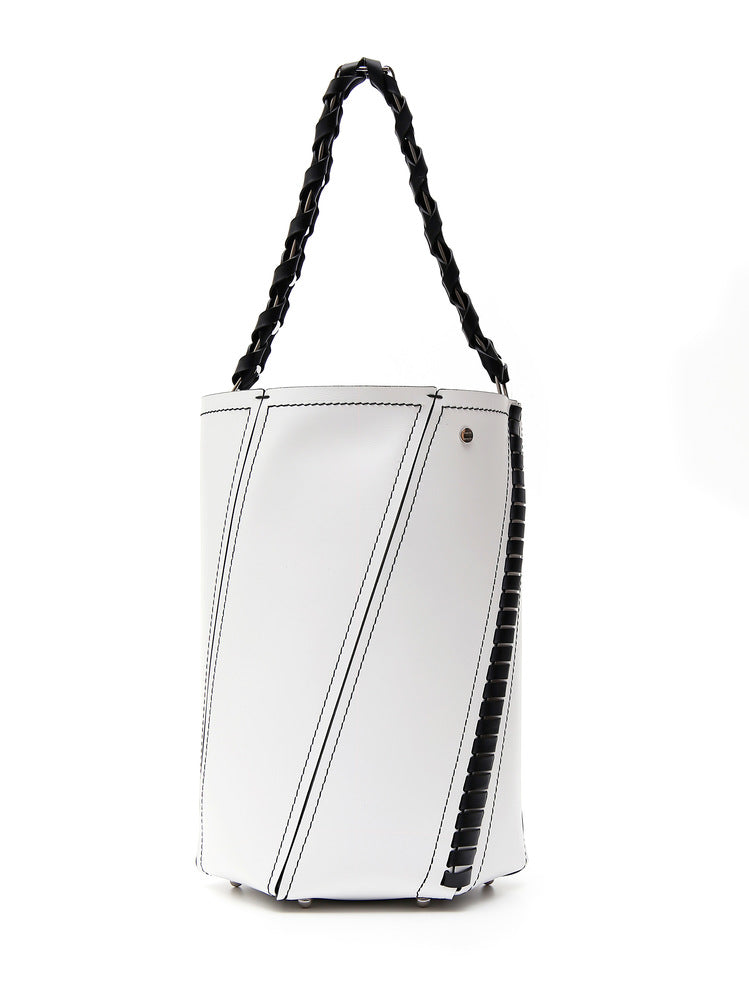 PROENZA SCHOULER MEDIUM HEX BUCKET BAG