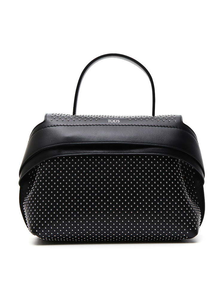 TOD'S LARGE WAVE TOTE