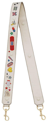 Anya Hindmarch Patch Motif Shoulder Strap