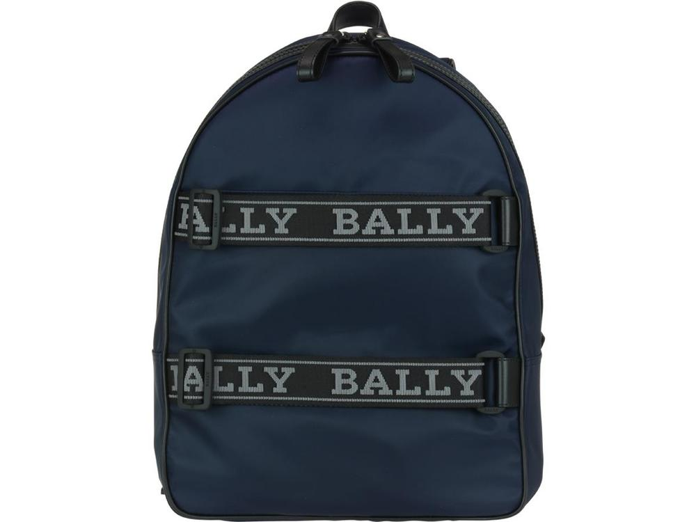 37f210840 Bally Logo Strap Backpack – Cettire