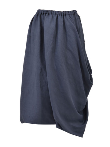 Céline Draped Skirt