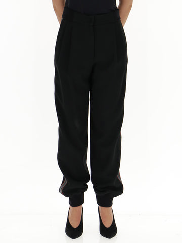 Dolce & Gabbana Piped Sweatpants