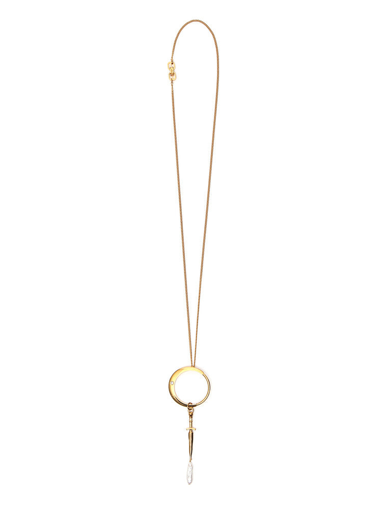 Givenchy Necklace, Gold