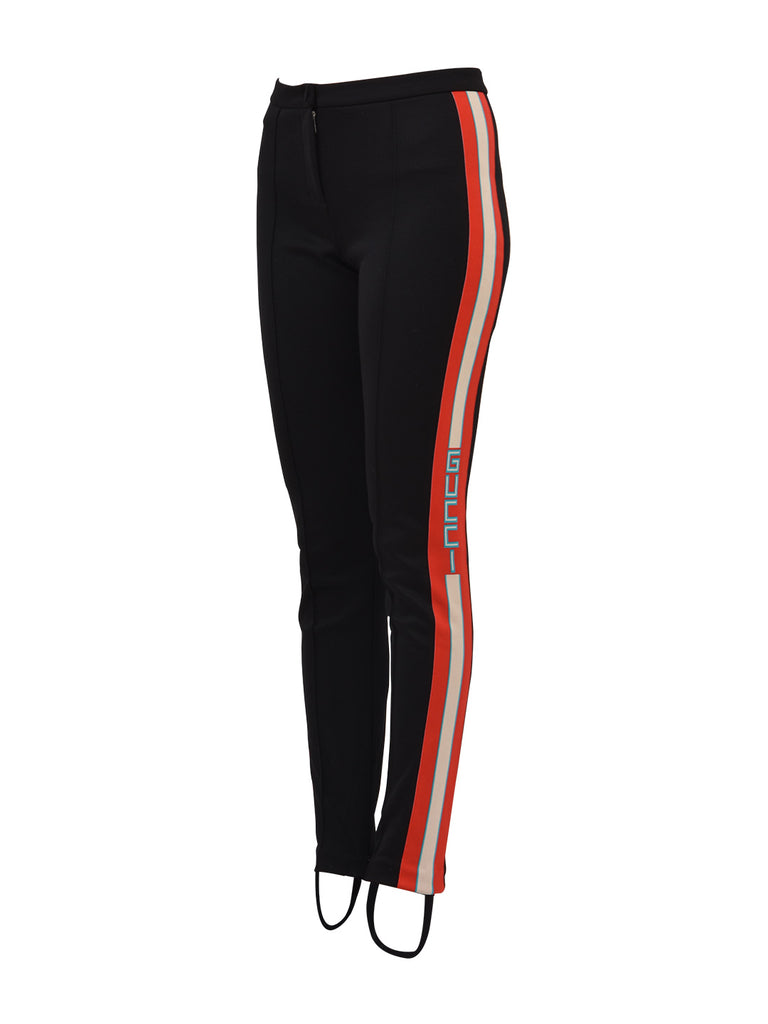 78b8e70caad Gucci Stripe Stirrup Leggings – Cettire