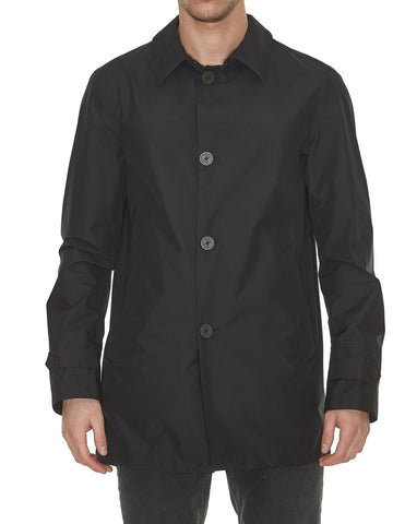 Herno Laminar Short Trench Coat