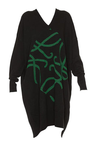 Loewe Intarsia Sweater Dress