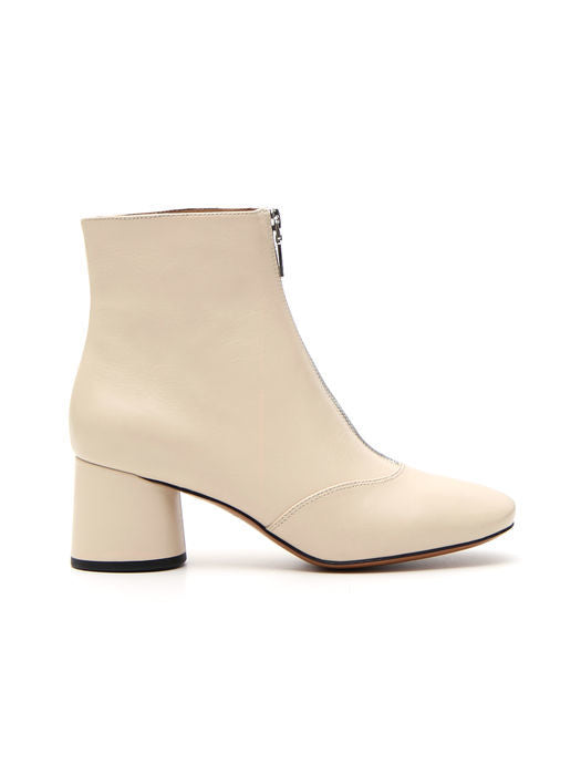 MARC JACOBS ZIPPED ANKLE BOOTS