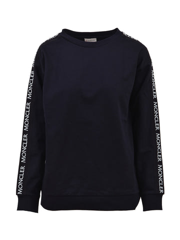 Moncler Logo Stripe Sweater