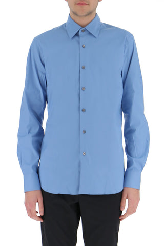 Prada Stretch Cotton Shirt