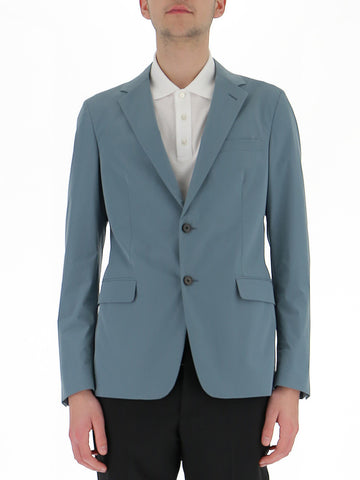 Prada Classic Single Breasted Blazer