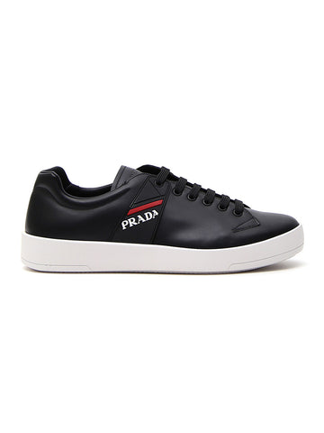 Prada Graphic Sneakers
