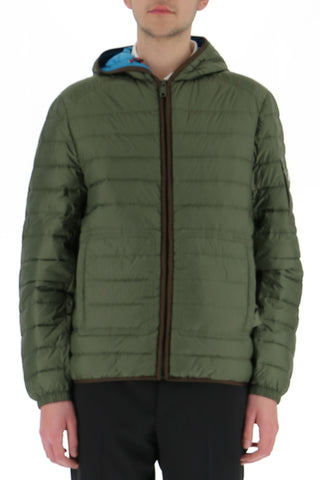 Prada Hooded Down Jacket