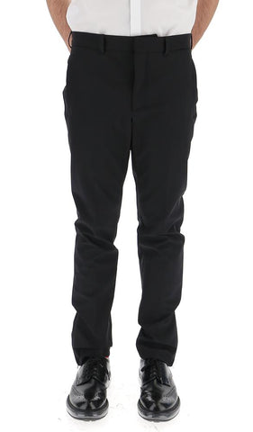 Prada Classic Slim Fit Trousers