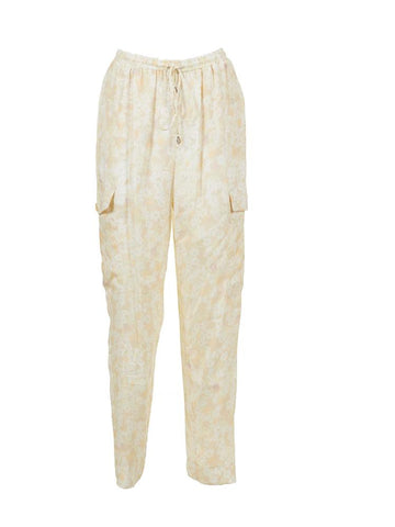 See By Chloé Floral Print Relaxed Fit Pants