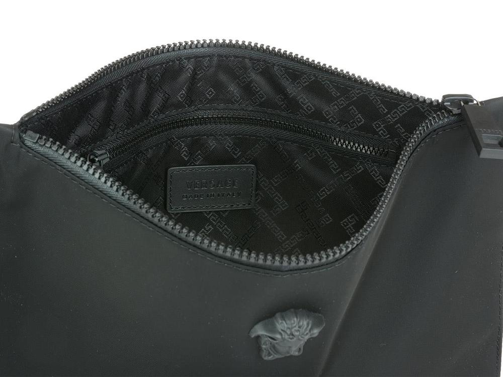 dca36c6dc1 Versace Medusa Clutch Bag