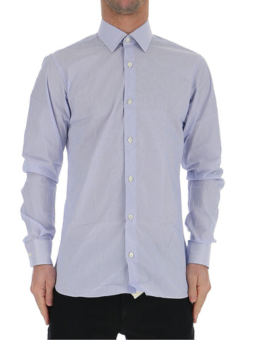 Z Zegna Classic Long Sleeve Shirt