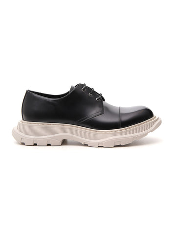 Alexander McQueen Derby Lace-Up Shoes