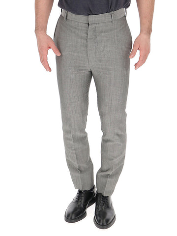Alexander McQueen Straight Leg Tailored Trousers
