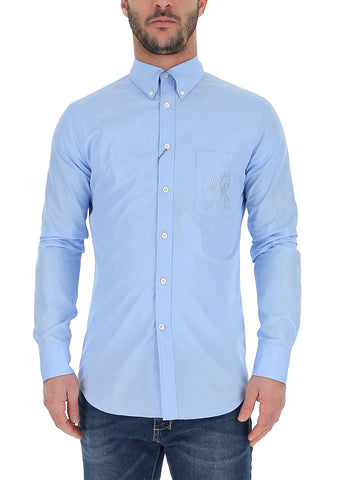 Alexander McQueen Button-Up Shirt