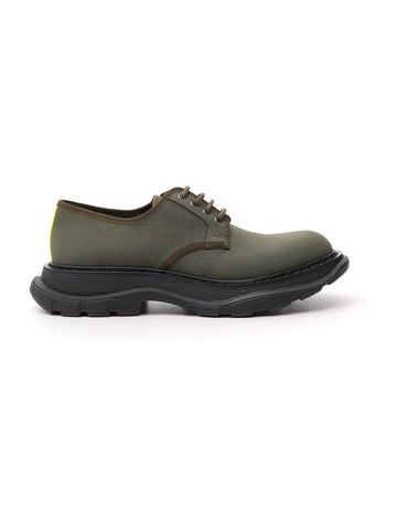 Alexander McQueen Tread Derby Shoes