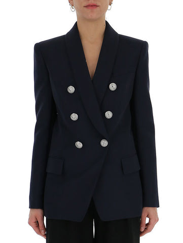 Balmain Double Breasted Tailored Jacket