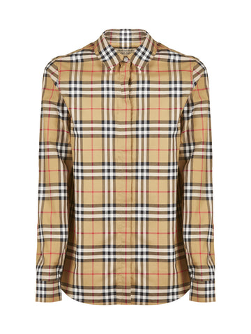 Burberry House Check Tailored Shirt
