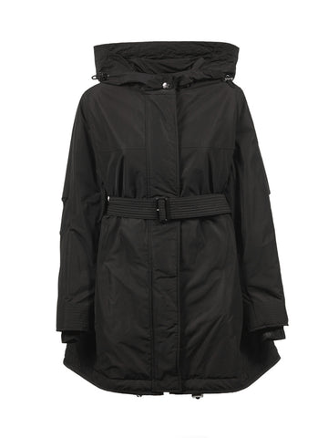Burberry Hooded Parka Coat