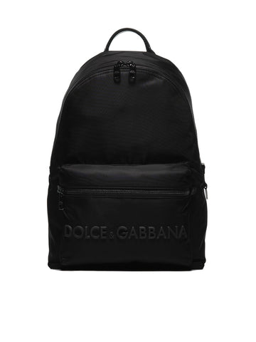 Dolce & Gabbana Classic Top Handle Backpack