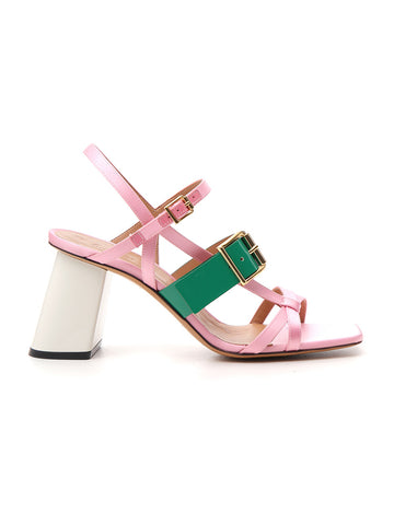 Marni Buckle Detail Sandals