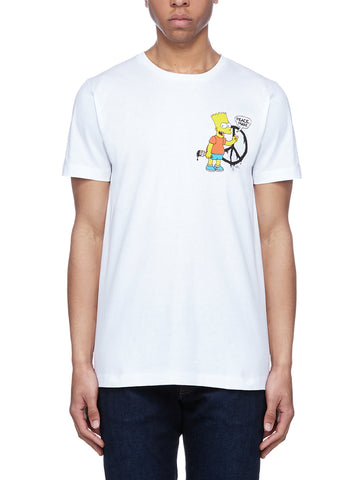Off-White The Simpsons Arrows T-Shirt