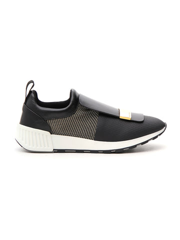 Sergio Rossi Slip-On Low Top Sneakers