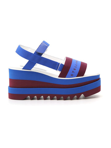 Stella McCartney Sneakelyse Flatform Sandals