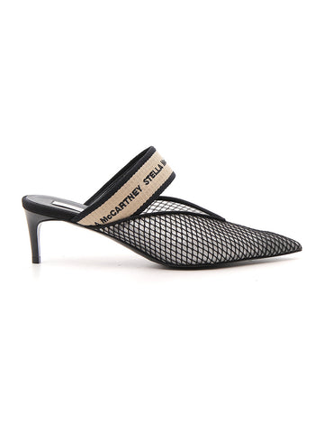 Stella McCartney Mesh Detail Pumps