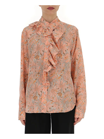 Stella McCartney Ruffle Detail Shirt