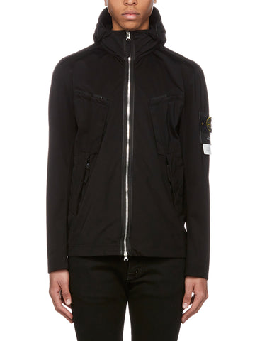 Stone Island Patch Detail Jacket