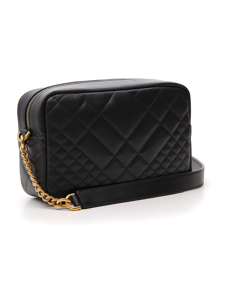 b4eb58c300bb Versace Quilted Shoulder Bag – Cettire