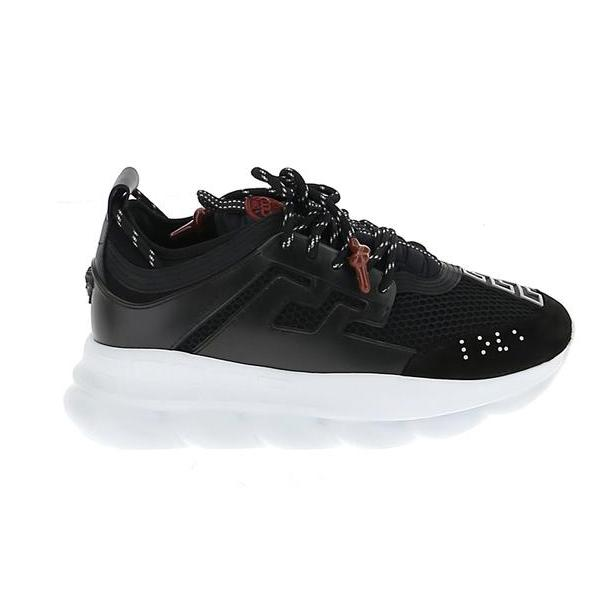 Versace Chain Reaction Mesh Sneakers