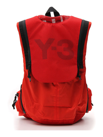 Y-3 Logo Running Backpack